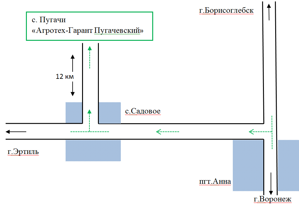 схема проезда на 15 июля
